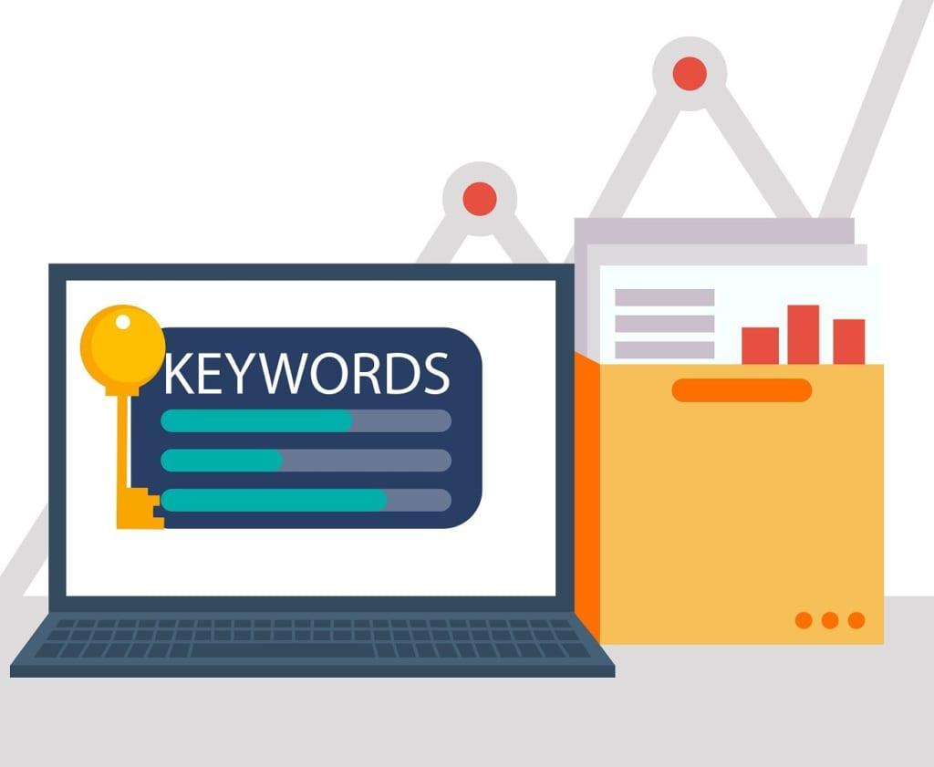 tìm kiếm keyword chạy google ads