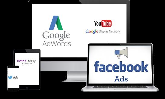 quảng cáo google adwords đa kênh