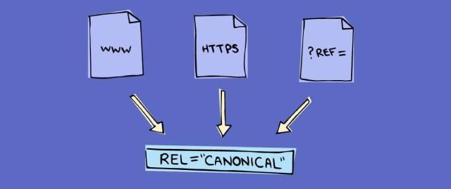 canonical là gì và tác dụng ra sao