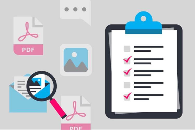 số bài đăng lý tưởng trên blog audit content