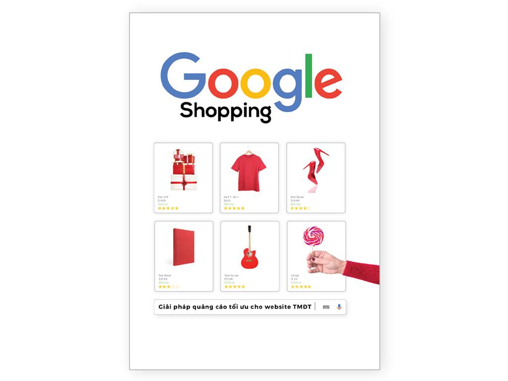 Học về Google Shopping để tiếp cận khách hàng tốt hơn